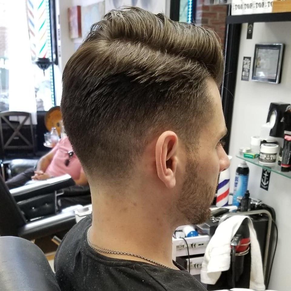 Pleasant A Haircut Says A Lot About Men Gentlemens Barbershop Brooklyn Schematic Wiring Diagrams Phreekkolirunnerswayorg